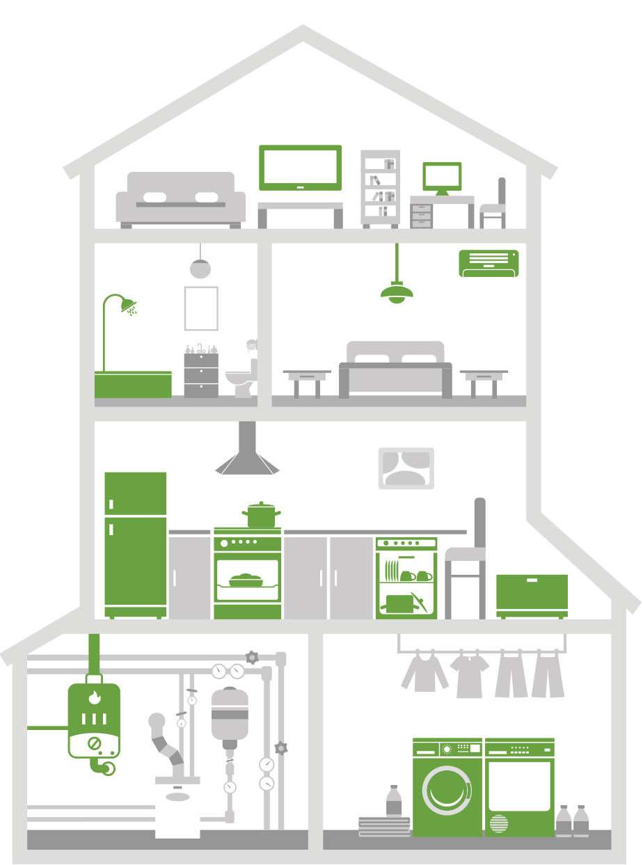 Save energy at home pictures.