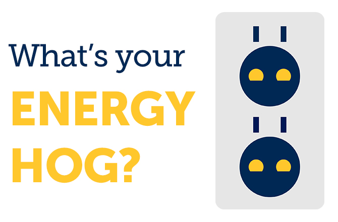 Energy Hog - blog