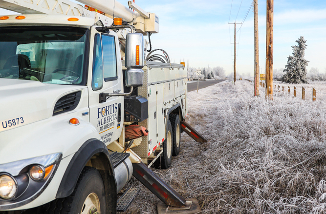 truck snow