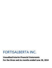 2013 March Financial Statements