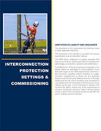 Interconnection Protection Settings and Commissioning (IPSC)