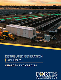 Option M - Distributed Generation
