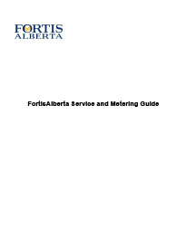Wondrous Fortisalberta Service And Metering Guide Wiring Digital Resources Sapebecompassionincorg